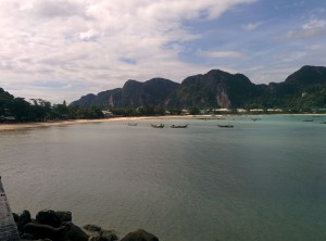 Vedere asupra Railay West
